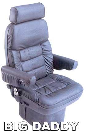 Semi Truck Seats >> Heavy Truck Seats Kustomfit